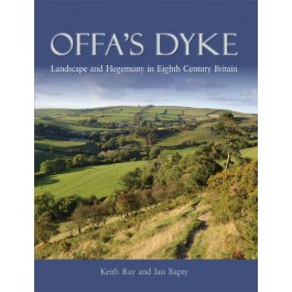 Offa's Dyke book shortlisted for Current Archaeology 'Book of the Year 2018'