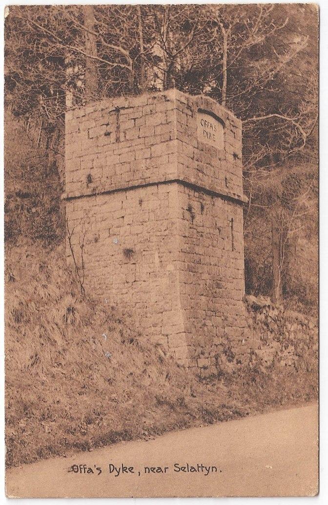 Craignant Tower (again)