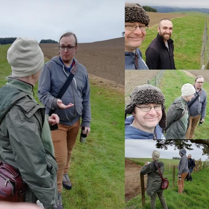 Exploring Offa's Dyke with Dr Natalie Fryde